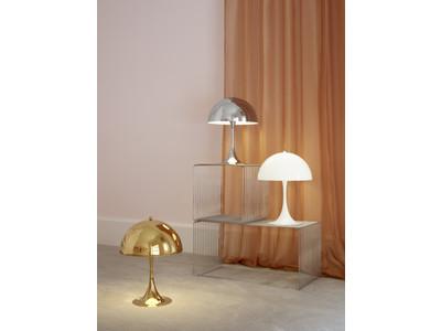 名作照明「パンテラ」の誕生50周年を祝して新製品発売