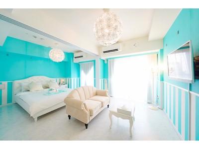 イオスホテルグループの女性向け新コンセプトホテル「EOS Hotel BLUE」2020年10月オープン!