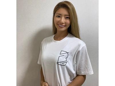 フィットネストレーナー&YouTuberとして活躍する田上舞子さんが、『初』のラグジュアリースポーツブランドのアンバサダーに就任!