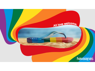 Havaianas(ハワイアナス)からプライドコレクションが今年も登場!