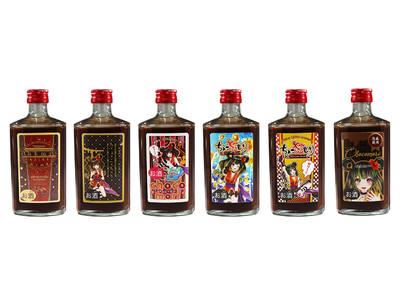 沖縄ご当地VTuber「根間うい」と久米仙酒造が共同制作した泡盛ベースのお酒「ちょこもり」の予約販売開始