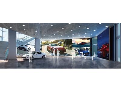 ピースリーと長野トヨタ自動車が業務提携