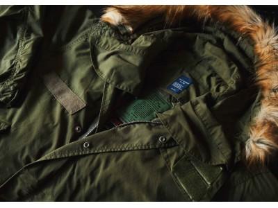 ミリタリージャケットの代表格M-65をリアルに再現! ライトオンのプライベートブランド「BACK NUMBER」より『モッズコート』 が9月17日(火)より順次発売