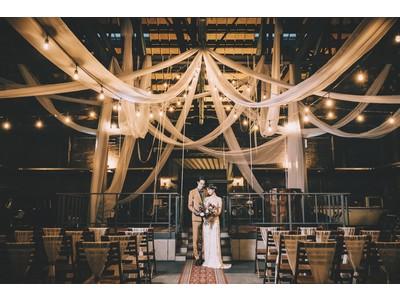延期・中止はもう終わり!withコロナ「新しい時代」の「新しい結婚式」が関西に初展開