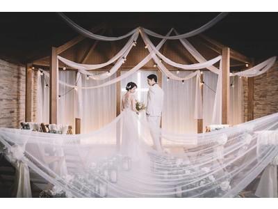 写真と映像、2つの形で提供する新しい花嫁体験「LUMINOUS Shibuya」オープン