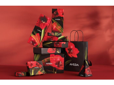 プレゼントに愛を込めて<アヴェダ ホリデーギフト 2020 >2020年11月9日(月)発売