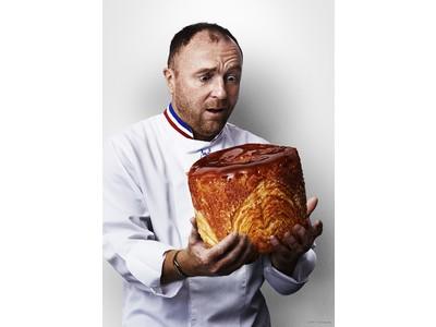 【アルノー・ラエール パリ】土日祝限定で「焼きたてクイニ-アマン」を発売いたします。