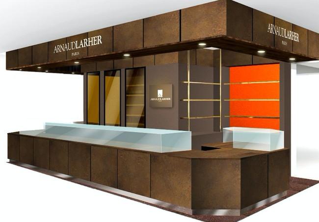 【アルノー・ラエール パリ】2021年4月29日、GINZA SIXに国内2店舗目をオープン。