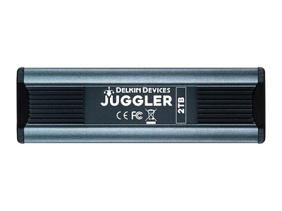 Blackmagic DesignがDelkin JUGGLER(TM) USB 3.2 SSD をURSA Mini Pro 12K 推奨SSDとして承認