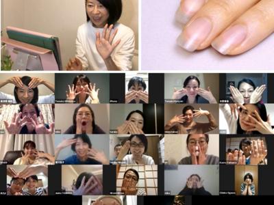 【イベント開催レポート】いま注目のすっぴん爪の美容法『育爪(いくづめ)』Withコロナの時代、キーワードは「セルフ美容」18名の女性たちが参加!世の女性のセルフケア需要が浮き彫りに