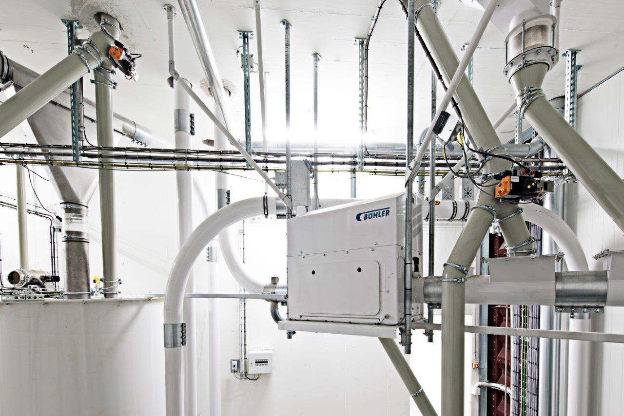 食品や飼料の搬送ソリューションTUBO体験施設の本格稼働。~世界初のチューブコンベアシステムにより、やさしく安全な連続搬送を実現~