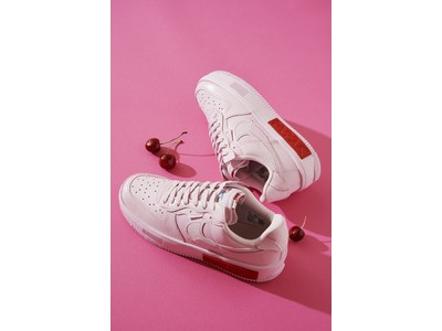 atmos pinkにてNIKE W AIR FORCE 1 FONTANKA PINKが8/1(sun)より販路限定発売!