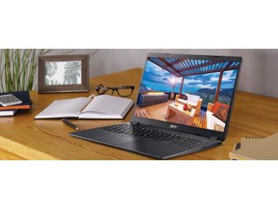 普段使いに最適、シンプルでベーシックな15.6型ノートPC Aspire 3「A315-54-A54D/KF」 9月12日(木)より販売