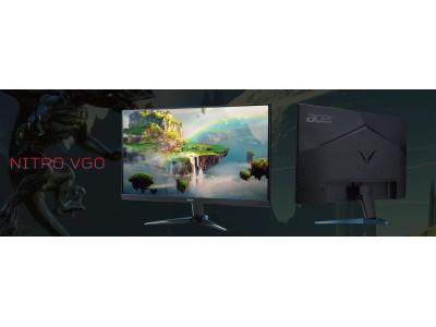 Nitro VG0 シリーズより、別格のリアリティを実現! IPS パネルを搭載した28型HDR10対応の4Kゲーミングモニター 「VG280Kbmiipx」 3月5日(木)より販売