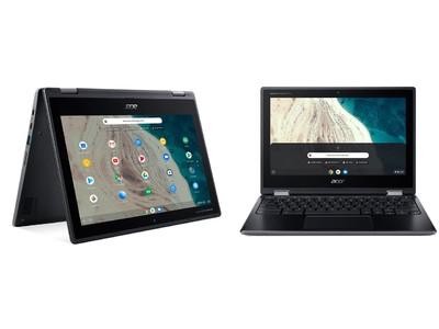 日本エイサー、Acer Chromebookの供給体制を拡充~学びを止めない環境をサポート~