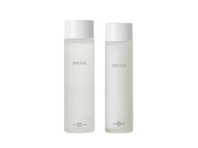 D2Cユニセックス化粧品ブランド「BAGUE」よりスキンケアアイテムがいよいよ本日発売!
