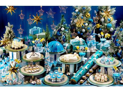【ヒルトン福岡シーホーク】 ヒルトンスイーツ 煌めく星空への招待状 「Sparkle ☆ Christmas」
