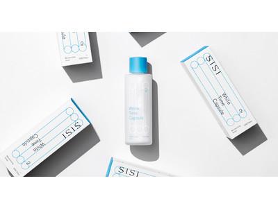 クリーンビューティブランド「SISI」より、新製品「White Time Capsule(時間差保湿化粧液)」販売開始のお知らせ