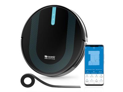 【Proscenic】3000Pa強力吸引&水拭き アプリ制御/Alexa対応!お掃除をより快適に、簡単にできる「Proscenic 850T ロボット掃除機」を販売開始