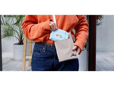 沖縄の日常風景を切り取った雑貨ブランド【ちゅらさんぽ】から第二弾シリーズ!お土産やプレゼントにピッタリなサコッシュとカードケースが新登場!