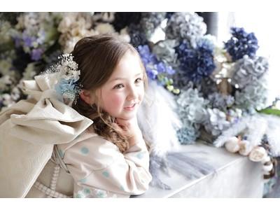 「花」がコンセプトのフォトスタジオで感動の写真を撮影!「スタジオエミュ」が兵庫県西宮市に初出店