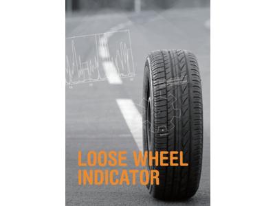 自動車の脱輪の予兆をとらえる車載ソフトウェアLoose Wheel Indicator (LWI)、累計車載台数1万台を突破しクルマをより高度なセイフティーレベルへ