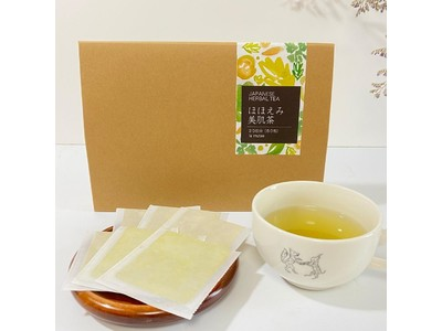 ラ・ミューテ 薬学博士と共同企画・開発、女性特有のイライラやお肌の不調をケアできる『ほほえみ美肌茶』本格提供開始