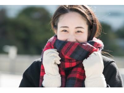 冬でも暑いと感じたり、汗をかく場所1位は、「電車やバスなど交通機関の中」で約6割。しかし、冬場にニオイケアをしていない女性が6割以上!