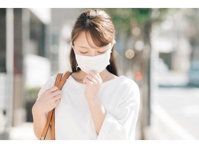 マスク着用率は昨年の約2.5倍!2人に1人がマスク着用時の″ヘアスタイルの乱れ″を気にしていた!「マスク」と「前髪」には密接な関係が!?