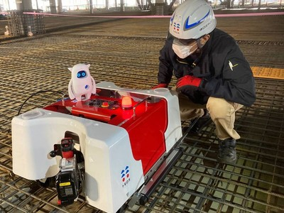 AKAと建ロボテックによる音声コミュニケーション機能を搭載した作業ロボットの共同開発契約締結のお知らせ