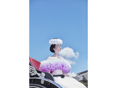 【日本から世界へ】NYが認めたファッションデザイナー「TOMO KOIZUMI」とトリートが誇るアトリエブランド「TREAT MAISON」のコラボレーション・ウェディングドレスコレクション発表