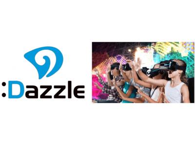 VR事業を展開する株式会社ダズルへの資本参加