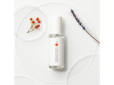 美容皮膚研究の現場発。ビタミンC配合の多機能アルコールスプレー、誕生。