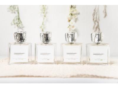 こばしり。、自身初の香水ブランド「KIMAMALabo」