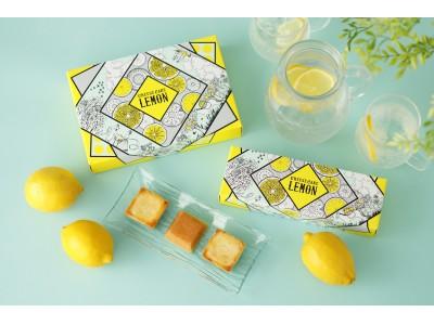 これからの季節にぴったりの「夏のチーズケーキ(レモン)」2018年4月25日(水)より限定販売