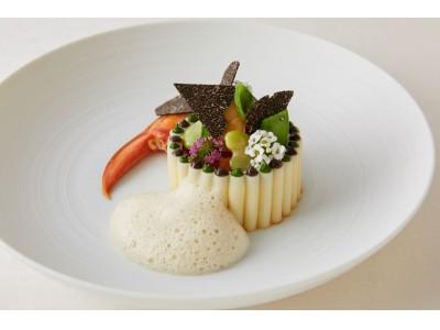 フレンチレストラン「ロオジエ」~黒トリュフスペシャルコース~