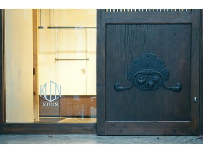 KUON 初の直営店舗が原宿に 9 月 26 日にオープン!