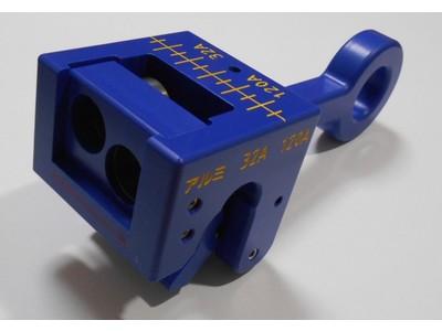 電力業界の必需品、電線被覆剥ぎ取り工具「電線ピーラー(中間用)耐摩耗32A・120A兼用」を発売