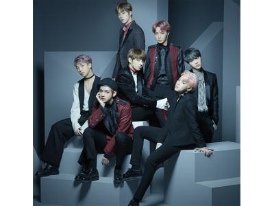 防弾少年団(BTS)ユニバーサル ミュージックへ移籍。シングル「血、汗、涙」を5月10日に発売!