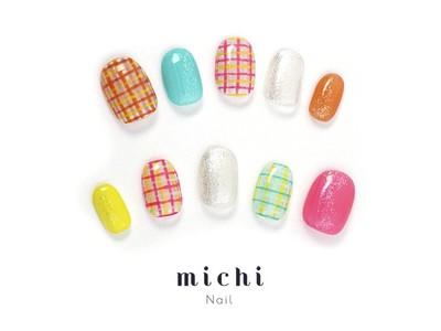 「ミチネイル」から新作ネイルチップ11種が登場!ポップで爽快なデザインは、夏気分を盛り上げてくれるでしょう!!