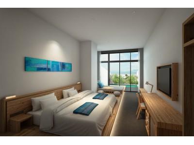 体験型リゾートステイの提案 沖縄・宮古島に HOTEL LOCUS 2018年1月22日(月)グランドオープン