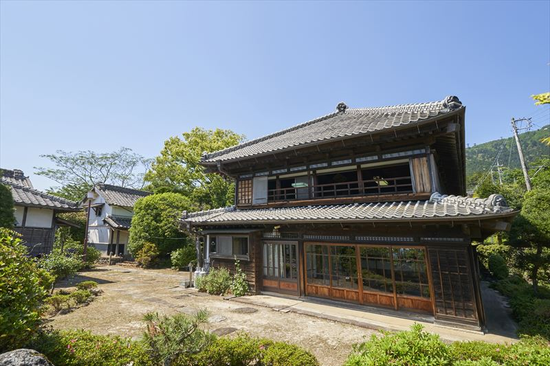 【茨城県】筑波山地域に初の築120年以上前の古民家を再生した、関東平野が一望出来る宿泊型ワーケーション施設「旧小林邸ひととき」がOPEN致します。