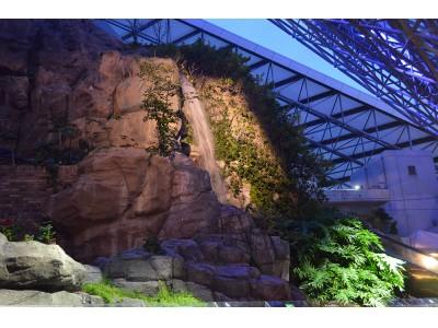 日本ピー・アイ(株)が横浜・八景島シーパラダイス照明計画の設計施工を担当
