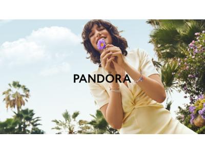 花咲く季節にピッタリのスタイル「Pandora Gardenコレクション」