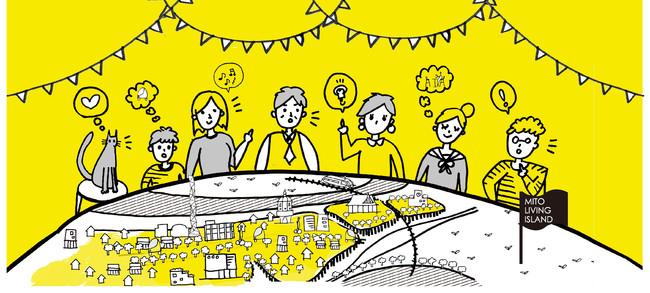 水戸のまちなかの未来やありたい姿を語るシンポジウム「 みんなで創る 水戸のまちなかの未来 」開催