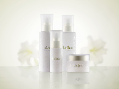 白百合のように凛と美しく、清く澄んだ印象の艶メキ肌へ アクシージア・新スキンケアシリーズ『LisBeau(リスビュー)』
