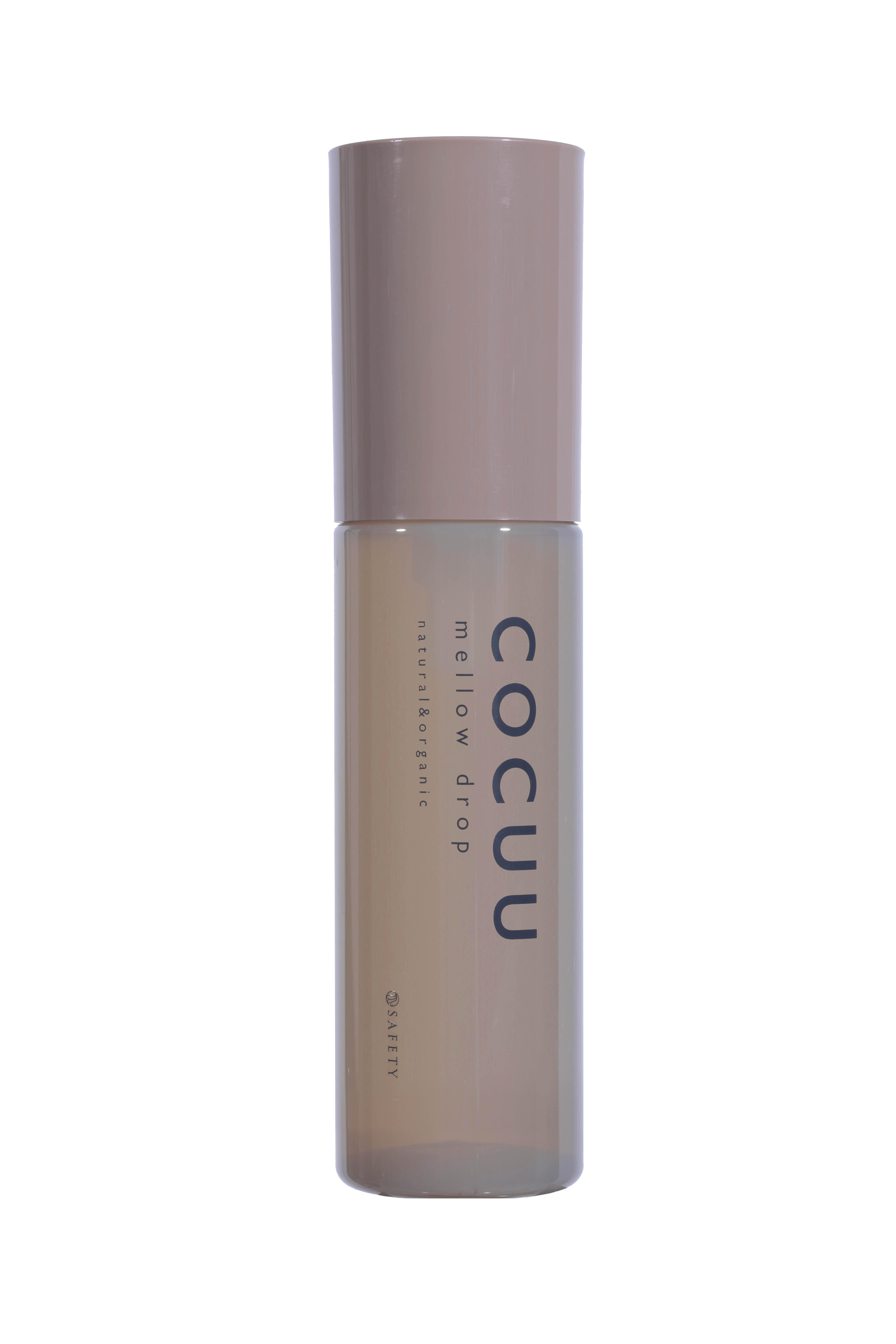 COCUUからスタイリングオイルCOCUU mellow dropが発売