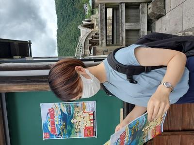 錦帯橋などの岩国市内の名所を巡って謎解きをする「イワクニクエストII」を開催します