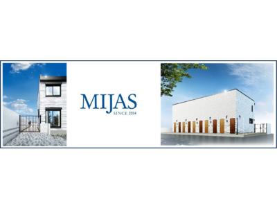 新築一棟アパート「MIJAS(ミハス)」池袋に100棟目販売開始