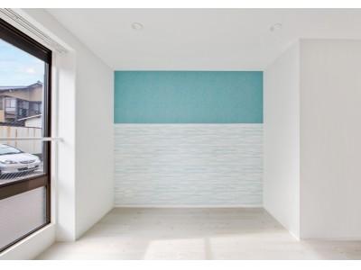 海辺に住むような賃貸リノベーションデザインSEASIDE LIFE TYPE BLUE SKY誕生!